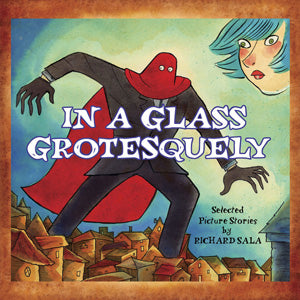 In A Glass Grotesquely cover image