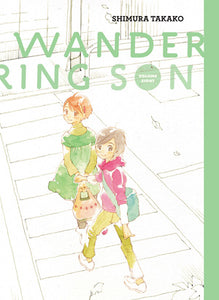 Wandering Son Vol. 8 cover image