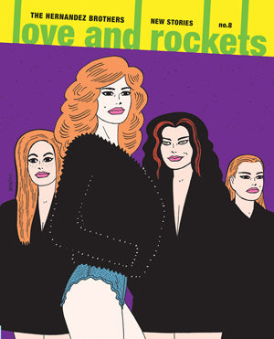 Love and Rockets: New Stories No. 8
