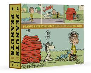 Peanuts Every Sunday: The 1950s Gift Box Set