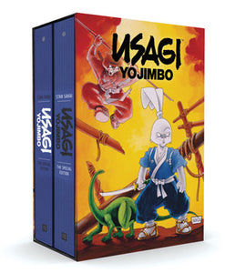 Usagi Yojimbo cover image