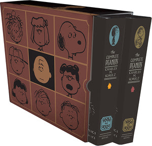 The Complete Peanuts 1999-2000 Comics & Stories: Gift Box Set -  Hardcover