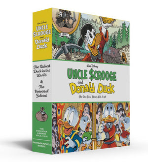 The Don Rosa Library Gift Box Set #3: Vols. 5 & 6
