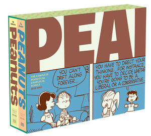 The Complete Peanuts 1959-1962 cover image