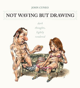 Not Waving But Drawing cover image