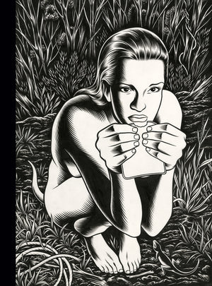 Charles Burns's Black Hole: The Fantagraphics Studio Edition