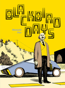 Blackbird Days cover image