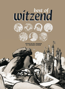 Best Of witzend cover image