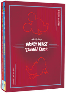 Disney Masters Collector's Box Set #1 cover image