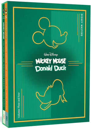 Disney Masters Collector's Box Set #2: Vols. 3 & 4