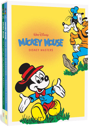 Disney Masters Gift Box Set #1: Walt Disney's Mickey Mouse: Vols. 1 & 3