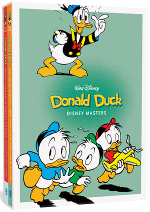 Disney Masters Gift Box Set #2: Walt Disney's Donald Duck: Vols. 2 & 4