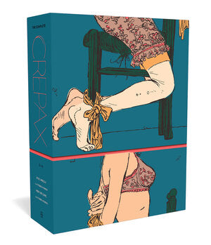 The Complete Crepax Gift Box Set Vols. 3 & 4