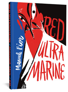 Red Ultramarine cover image