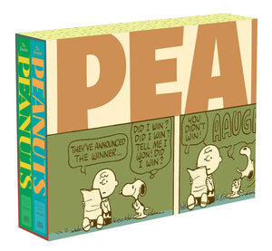The Complete Peanuts 1971-1974: Vols.11 & 12 Gift Box Set - Paperback