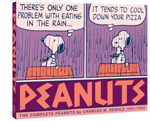 The Complete Peanuts 1981-1982: Vol. 16 Paperback Edition