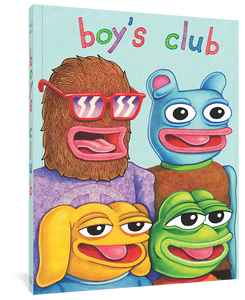 Boy's Club cover image