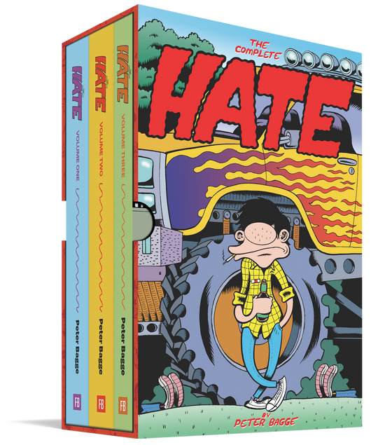 The Complete Hate cover