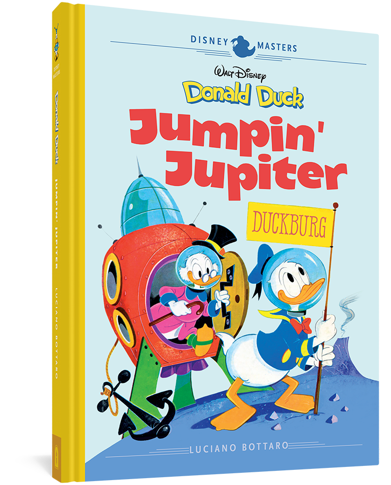 Walt Disney's Donald Duck: Jumpin' Jupiter!: Disney Masters Vol. 16