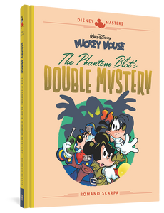Walt Disney's Mickey Mouse: The Phantom Blot's Double Mystery: Disney Masters Vol. 5