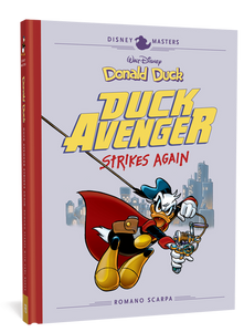 Walt Disney's Donald Duck: Duck Avenger Strikes Again cover image