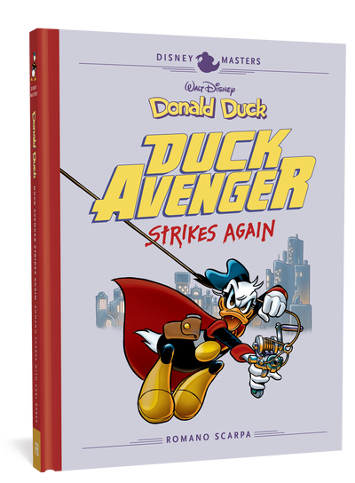 Walt Disney's Donald Duck: Duck Avenger Strikes Again: Disney Masters Vol. 8