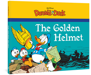 Walt Disney's Donald Duck: The Golden Helmet