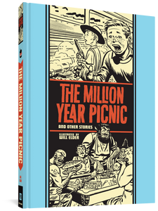 The Million Year Picnic And Other Stories cover image