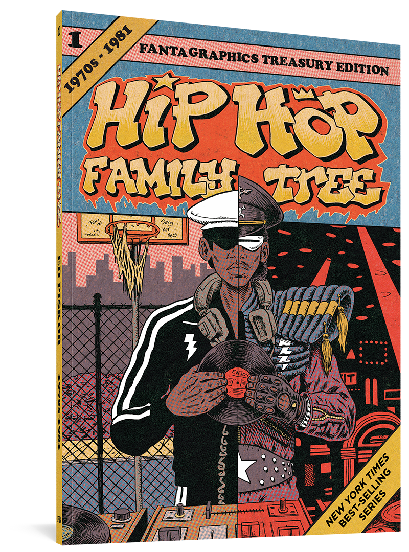 Hip Hop Family Tree Book 1: 1975-1981