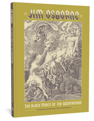 Jim Osborne: The Black Prince of the Underground