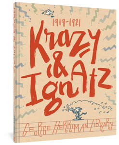 The George Herriman Library cover image