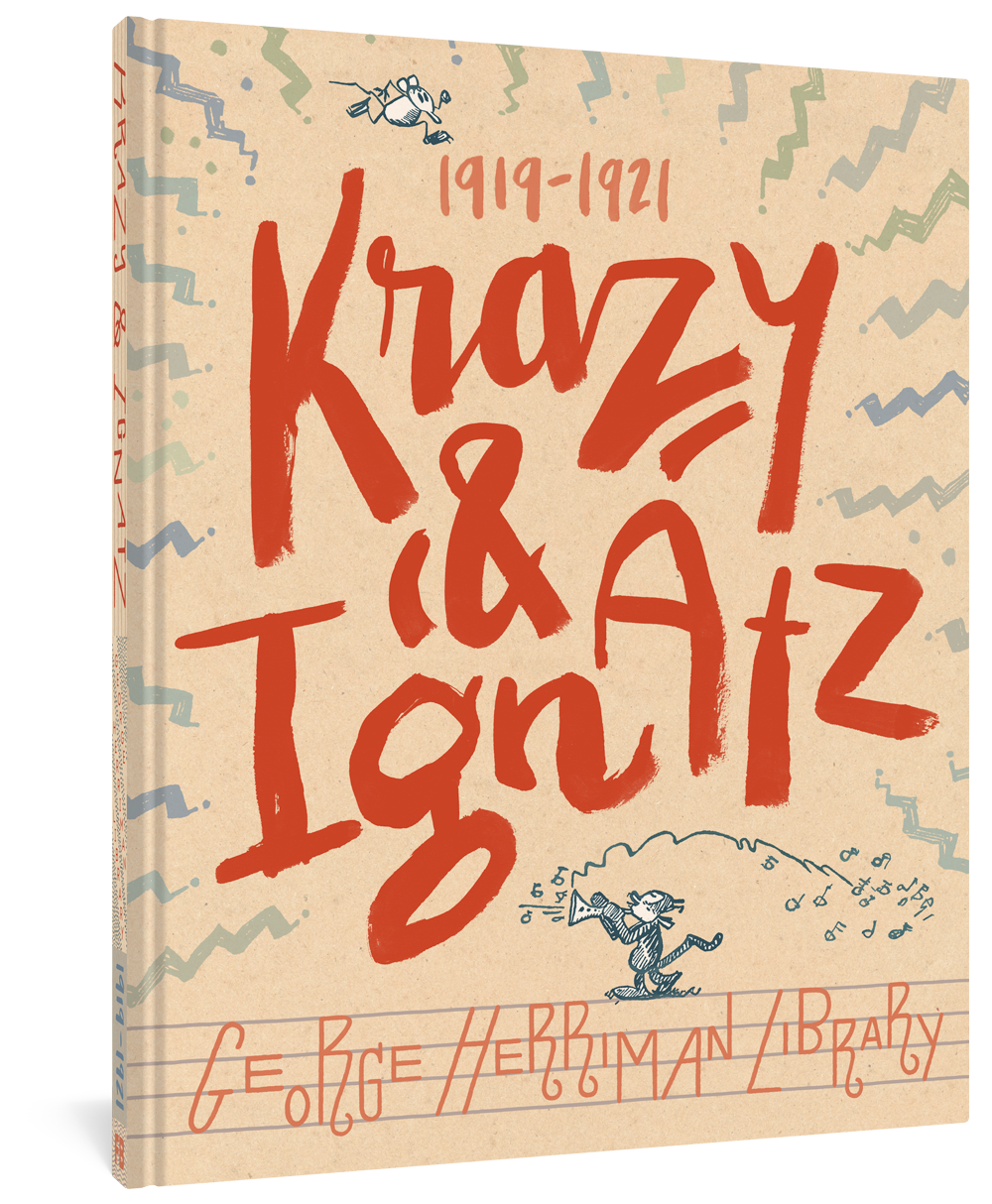 The George Herriman Library: Krazy & Ignatz 1919-1921