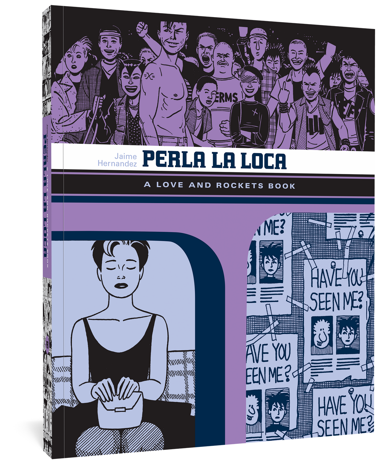 Love And Rockets Fantagraphics