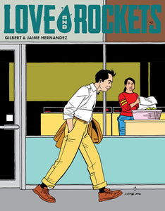 Love and Rockets Comics Vol. IV #2 cover image