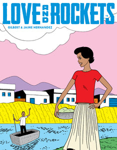 Love and Rockets Comics Vol. IV #4