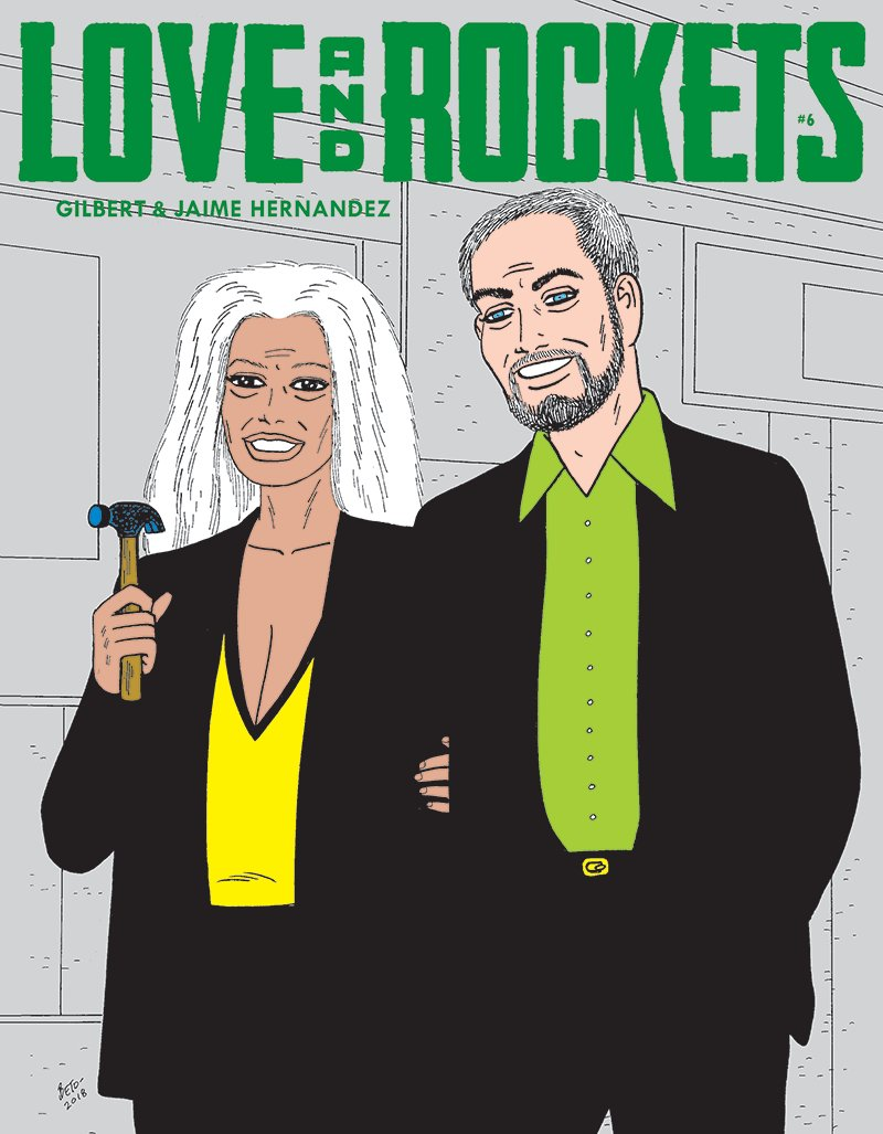 Love and Rockets Comics Vol. IV #6