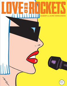 Love and Rockets Comics Vol. IV #7 cover iamge