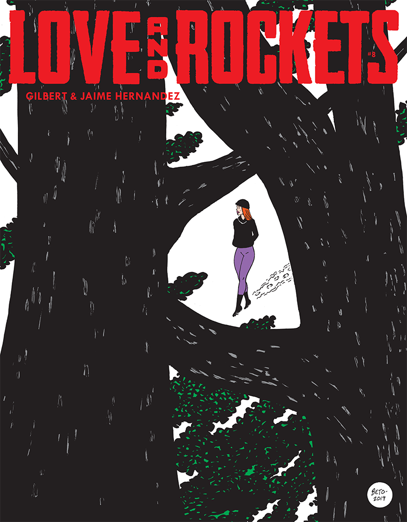 Love and Rockets Comics Vol. IV #8