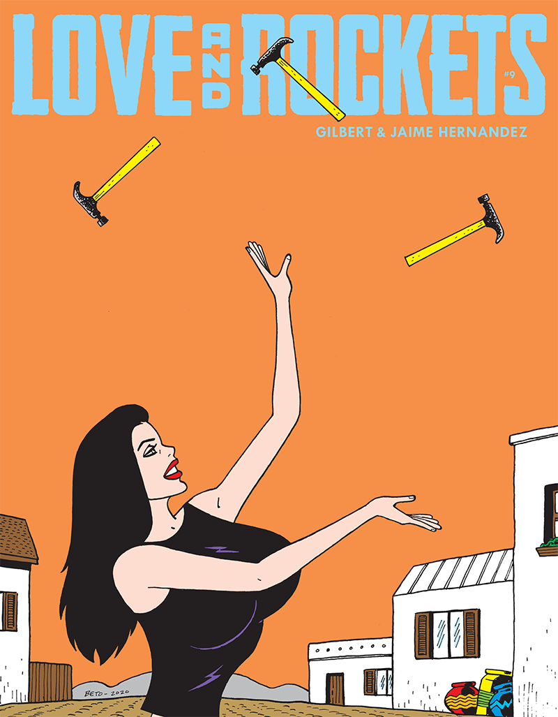 Love and Rockets Vol. IV #9