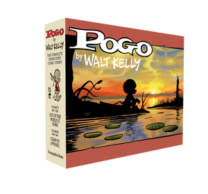 Pogo The Complete Syndicated Comic Strips Box Set: Volume 5 & 6 cover image