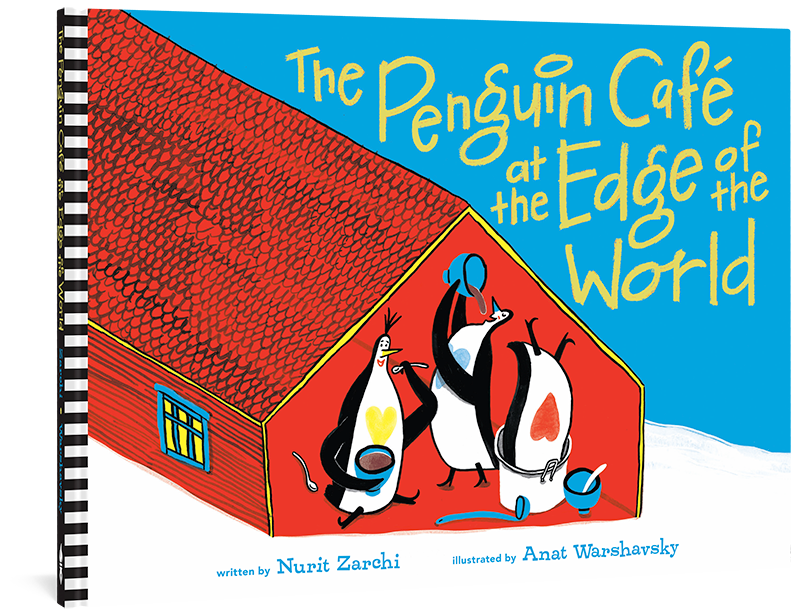 The Penguin Cafe at the Edge of the World