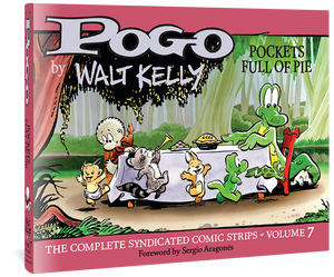 Pogo The Complete Syndicated Comic Strips: Volume 7 cover image