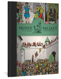 Prince Valiant Vol. 19 cover image