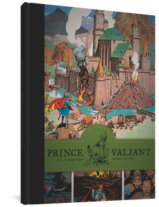 Prince Valiant Vol. 2: 1939-1940