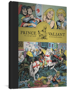 Prince Valiant Vol. 21 cover image