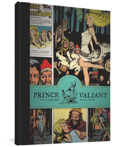 Prince Valiant Vol. 5: 1945-1946
