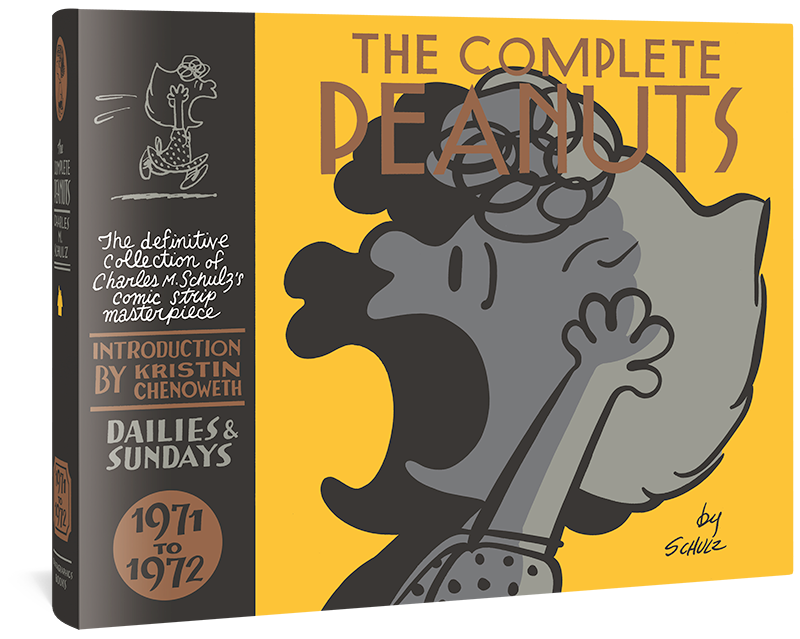 The Complete Peanuts 1971-1972: Vol. 11 Hardcover Edition