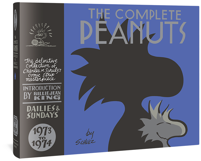 The Complete Peanuts 1973-1974: Vol. 12 Hardcover Edition