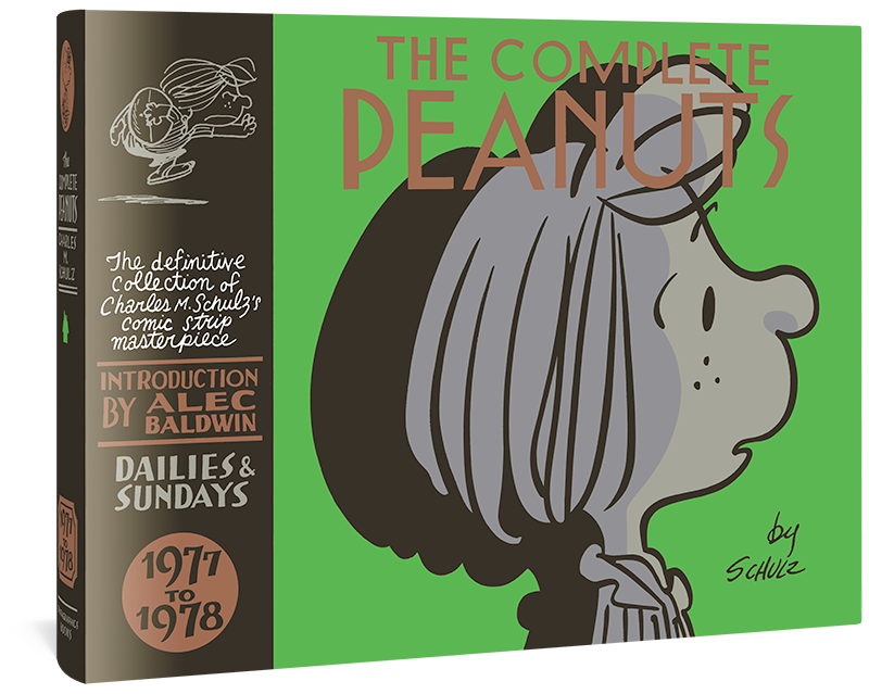 The Complete Peanuts 1977-1978: Vol. 14 Hardcover Edition