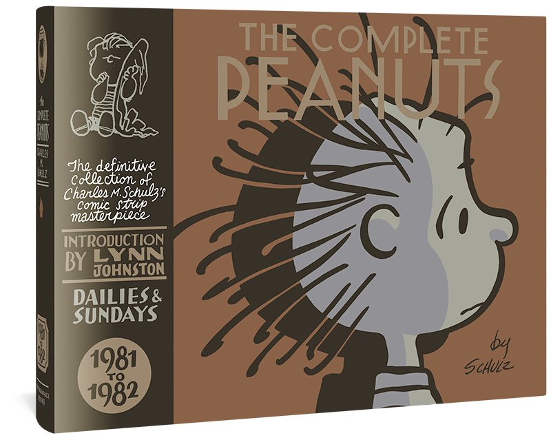 The Complete Peanuts 1981-1982: Vol. 16 Hardcover Edition
